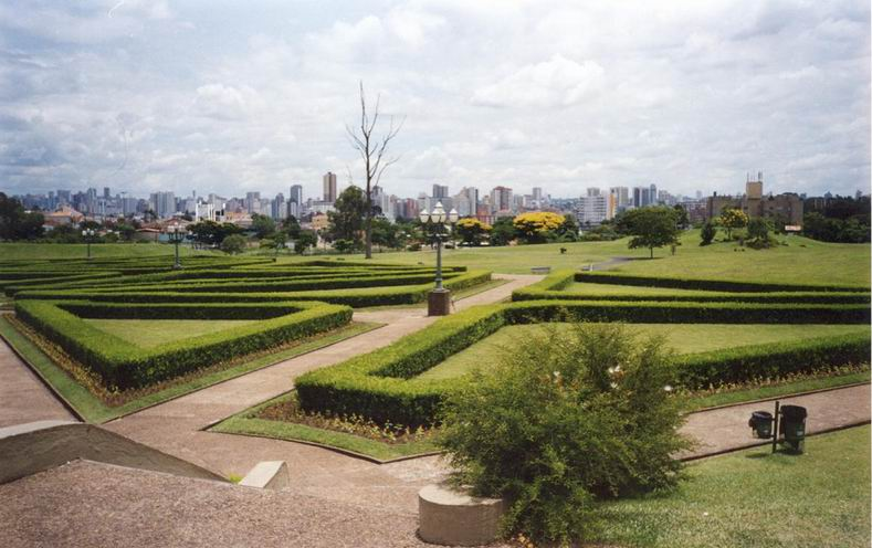Panorama di Curitiba